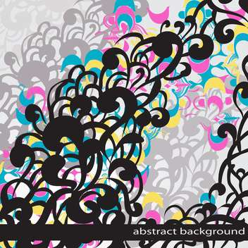 Abstract vector colorful background. - vector #128736 gratis