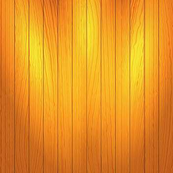 Vector illustration of brown wooden texture background - Free vector #125996