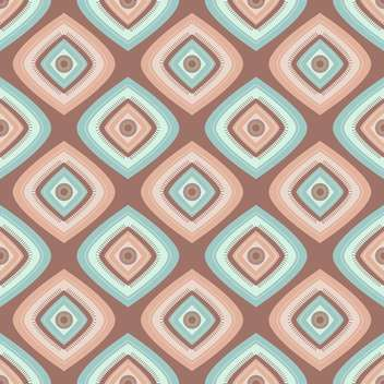 Vector abstract background with geometric pattern - vector gratuit #126836