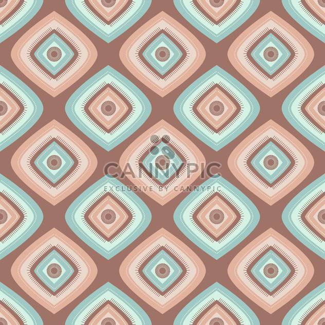 Vector abstract background with geometric pattern - Free vector #126836