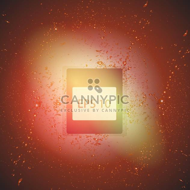 Abstract Vector red background with text place - Free vector #127576