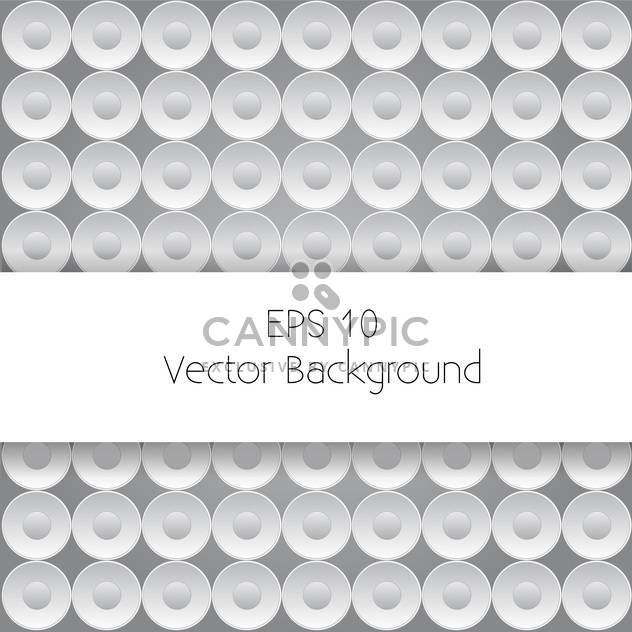 abstract white ornamental background - Free vector #134836