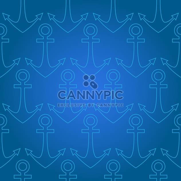 vector background with anchor pattern - Free vector #134906